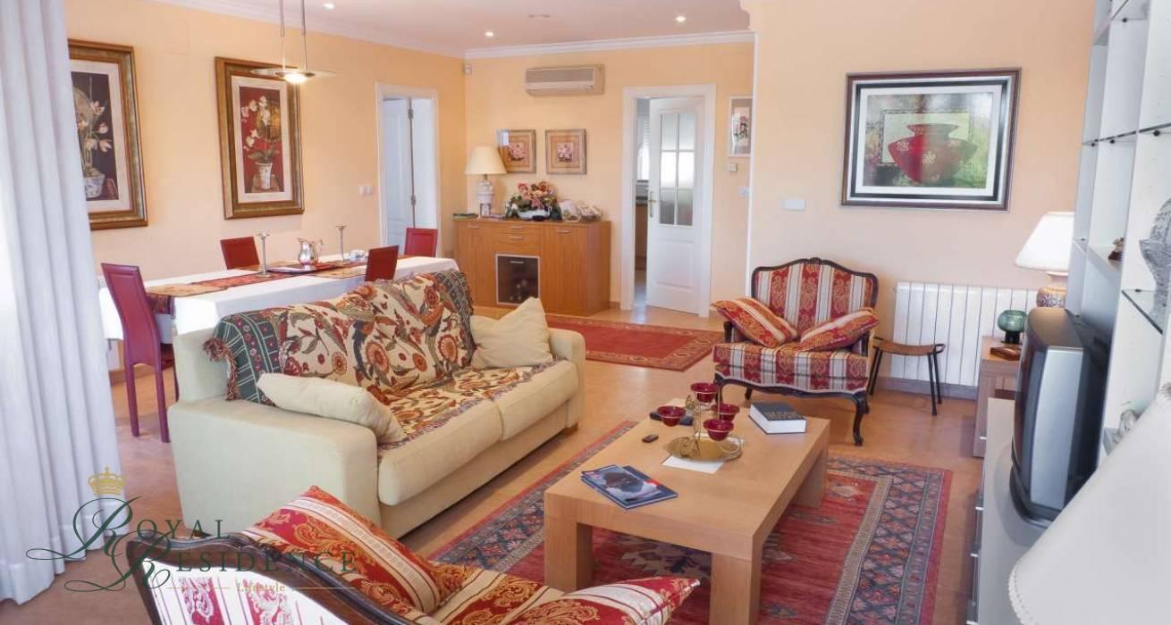 Reduced in price villa in La Nucia